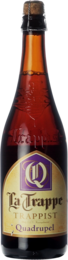 La Trappe Quadrupel 75cl