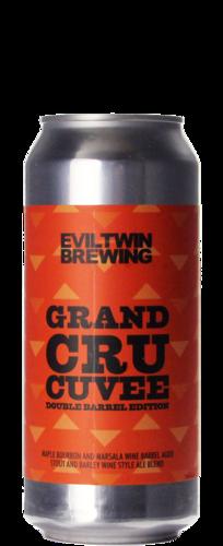 Evil Twin Grand Cru Cuvee Double Barrel Edition