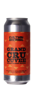 Evil Twin Grand Cru Cuvee Double Barrel Edition