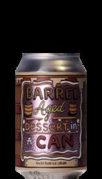 Amundsen Barrel Aged Dessert In A Can Rocky Road Ice Cream