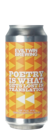 Evil Twin Poetry Is What Gets Lost In Translation