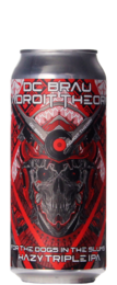 Adroit Theory / DC Brau For The Dogs In The Slums (Ghost 778)