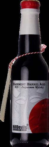 Hilldevils Basement Barrel Aged RIS Japanese Whiskey