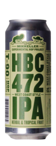 Mikkeller Experimental Hop Project HBC 472