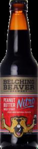 Belching Beaver Peanut Butter Milk Stout NITRO