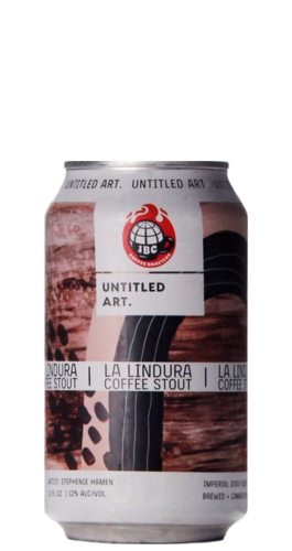 Untitled Art La Lindura Coffee Stout
