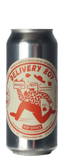 Mikkeller San Diego Delivery Boy