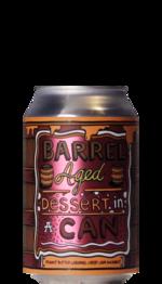 Amundsen Barrel Aged Dessert In A Can Peanut Butter Caramel Crisp Jam Doughnut