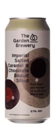 The Garden Imperial Salted Caramel & Chocolate Biscuit Stout