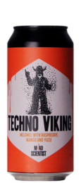 Mead Scientist Techno Viking