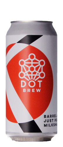Dot Brew Barrel Aged Just Peachy