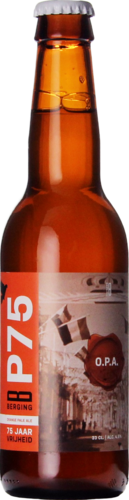 Berging P75 Orange Pale Ale