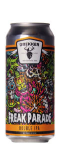 Drekker Brewing Co. Freak Parade
