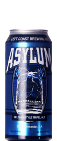 Left Coast Brewing Co. Asylum