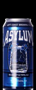 Left Coast Brewing Co. Asylum