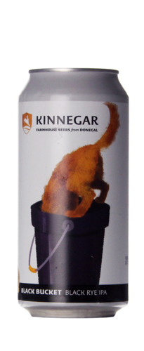 Kinnegar Brewing Black Bucket
