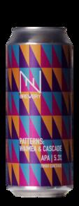 NoNameBrew Patterns: Waimea & Cascade