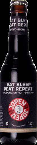 Jopen Eat Sleep Peat Repeat Jack Daniel's BA New Make Spirit Infused