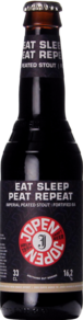 Jopen Eat Sleep Peat Repeat Jack Daniel's BA New Make Spirit Infused