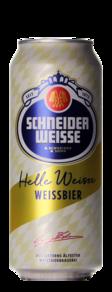 Schneider Weisse Helle Weisse (TAP01) Blik