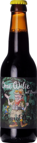 Puuro Ome Wilie Barrel Aged