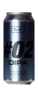 To Øl #02 DIPA