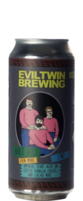 Evil Twin / Prairie Artisan Ales Bible Belt