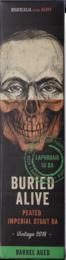 Brokreacja Buried Alive Laphroaig BA