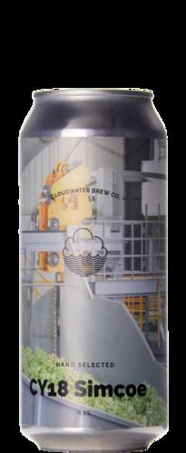 Cloudwater Yakima Project CY18 Simcoe DDH IPA