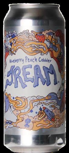 Burley Oak Blueberry Peach Cobbler JREAM