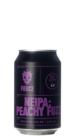 Fierce NEIPA: Peachy Fuzz