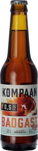 Kompaan Badgast Ripped 0.5%