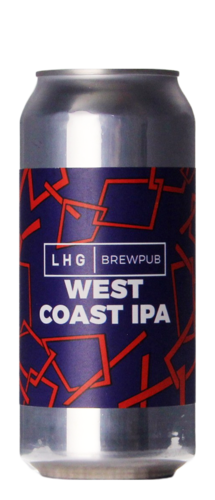 Left Handed Giant Brewpub West Coast IPA