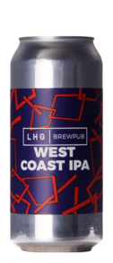 Left Handed Giant Brewpub West Coast IPA