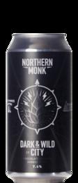 Northern Monk Dark & Wild City 2019 // Chocolate Brownie Sundae Stout
