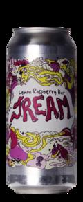 Burley Oak Lemon Raspberry Bar JREAM