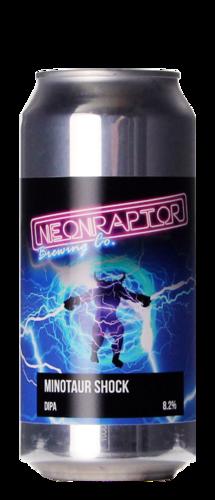 Neon Raptor Minotaur Shock