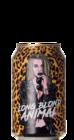 Kees Long Blond Animal