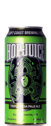 Left Coast Brewing Co. Hop Juice