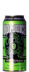 Left Coast Brewing Co. Hop Juice