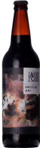 Untitled Art / Angry Chair Barrel Aged Chocolate Vanilla Maple Stout