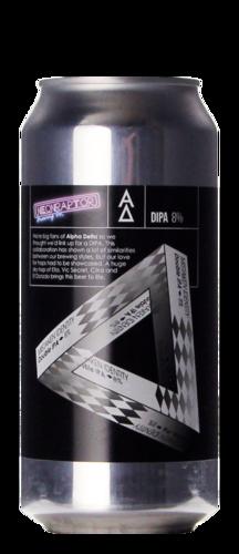 Neon Raptor / Alpha Delta Mistaken Identity