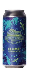 Battery Steele Flume^3