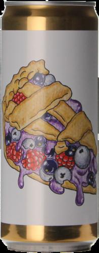 Brewski Triple Berry Pie
