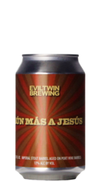 Evil Twin Aún Más A Jesús (Port Barrel Aged)