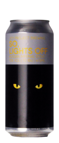 Joy Project So, Lights Off