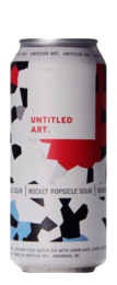 Untitled Art Rocket Popsicle Sour Seltzer (Version 2)
