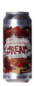 Burley Oak / Evil Twin NYC Cherry Cola Float JREAM