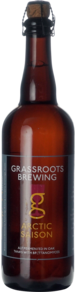 Anchorage / Hill Farmstead / Grassroots Arctic Saison batch #5 2016