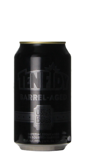 Oskar Blues Ten Fidy Barrel Aged Small Can